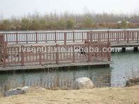 High Quality and Good Pricing WPC Composite Decking