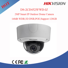 Hikvision CCTV Security 2MP 2.8-12mm Smart IP Outdoor Dome Camera DS-2CD4525FWD-IZ
