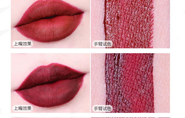 Private Label Velvet Matte Liquid Lipstick