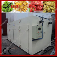 Tray type hot air fruit dehydrator cabinet/fruit dehydrator
