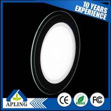 SMD5730 12W Round Glass LED Panel Light