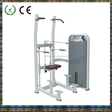 DFT-1609/Weight Assisted Chin+ Dip/Equipment for gym/High Quality Commercial gym equipment