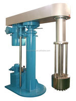 Basket mill for coating