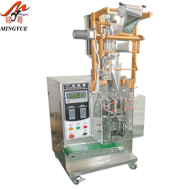 full automatic plastic water bag filling sealing machine hot sale