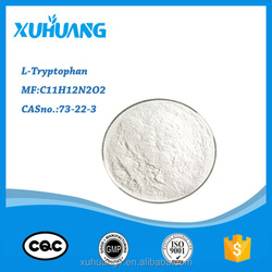 hot selling l-tryptophan cas 73-22-3