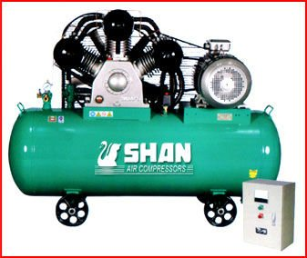 shan air compressor