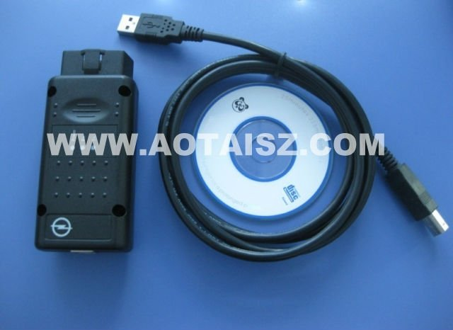OBD Ople tech2 USB Diagnostic Cable