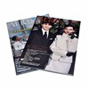 Fashion Wedding Photo Album Magazine Printing