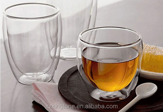 High Quality Double Wall Cold Whisky Wine Glass tea cup