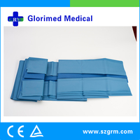 Free Sample Disposable Hospital Examination Couch Covers