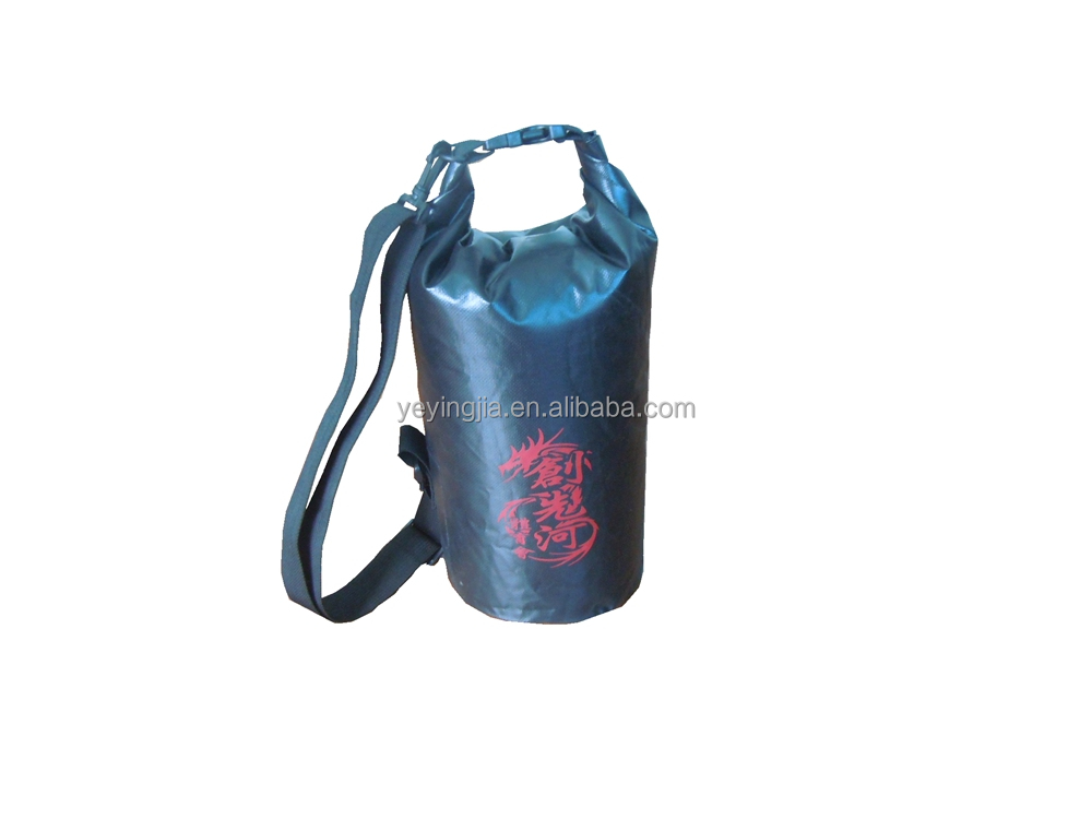 PVC waterproof tarpaulin bag