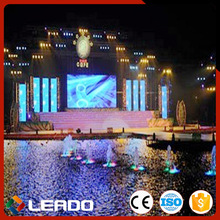 All Kinds Of Multicolor rental led display curtain