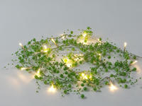 Beads decor light string, Christmas Lights LED fairy light garland