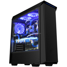 0.6mm SPCC Full matel Computer gaming ATX PC case