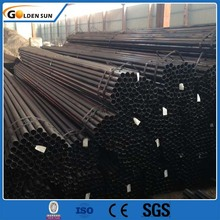 Round/Square/Rectangle Black Steel Tubes/Black Steel Pipes