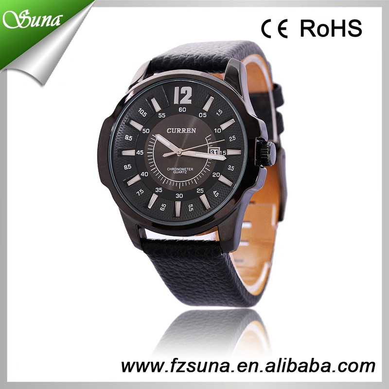 Curren 8123 China Supplier Sports Men Quartz Luxury Watch