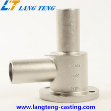 OEM Casting 6 inch welded stainless steel pipe fittings