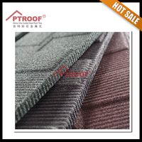 High quality spain roof tile / Colorful stone coated metal roofing tiles