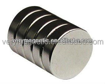 Neodymium strong magnet disc 10*3mm