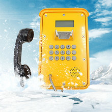 Outdoor Weatherproof Emergency Telephone Explosion proof VoIP IP Phone