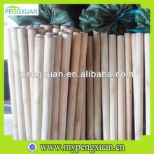 GUANGXI eucalyptus Material handle mop Eco wood handle mop