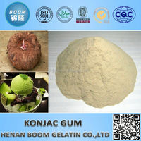 natural konjac extract