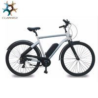 EB5016 Hot Sale 700C automatix 2 Speed City Bike Strong city bike bicycle 28inch for men Alloy frame