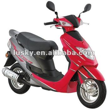 classic 50cc gas scooter with EEC approval