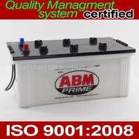 Car Battery N200 12V Dry Charged Low Maintenance