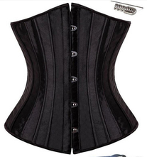 Imitated silk fabric upper bust body shaper slimming vest waist trainer corset perfect body shaper