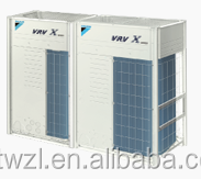 VRV-X Series r410a central commercial air conditioning