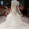 LS29332 worldwide mermaid tail wedding dress bridal gowns with low price