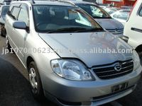 Used Toyota Corolla Fielder Used Japanese cars 2001model