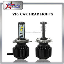 Factory Price With Excellent Quality Auto LED Lighting Headlight H4 H13 9004 9007 High Low Beam
