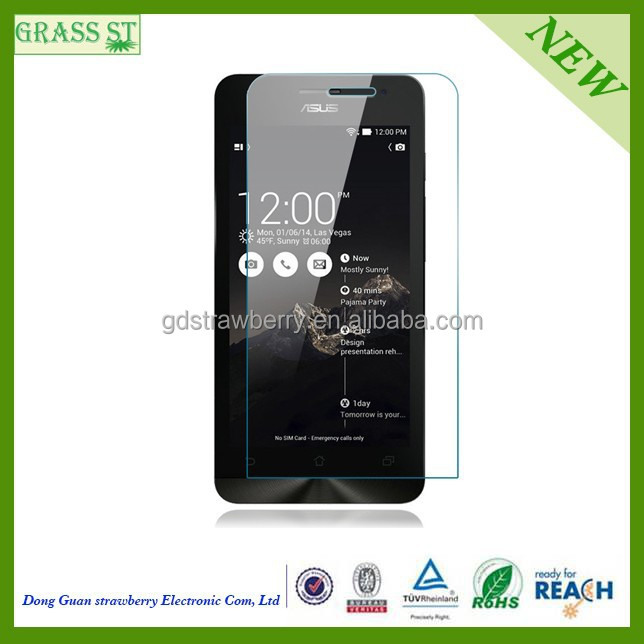 Mobile phone accessory ,replacement screen protectors for asus zenfone 5