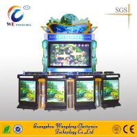 30% wining money arcade catching fish machine/Green Dragon game/Ocean Monster Revenge