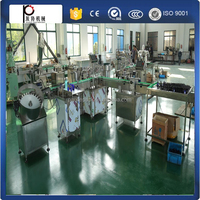 Factory hot sale high viscosity liquid filling machine packing machine for cigarette oil vials with PLC controlled