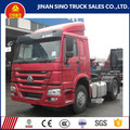SINOTRUK Factory supply HOWO 371hp 4x2 6 wheel truck head with factory price