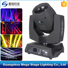 Cheap 230 w sharpy 7r beam 230 moving head light online sale