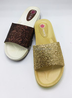2017 durable EVA comfortable fashion ladies slippers