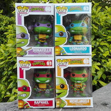 Fasctory Custom TMNT Funko pop action figures Teenage Mutant Ninja Turtles anime figures