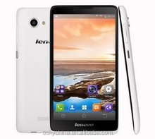 2016 HOT SALE Lenovo A889 MTK658 2 Quad core WCDMA 3G 6 inch big touch screen mobile phone