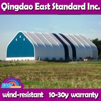East Standard 30 years warranty cost of a metal building