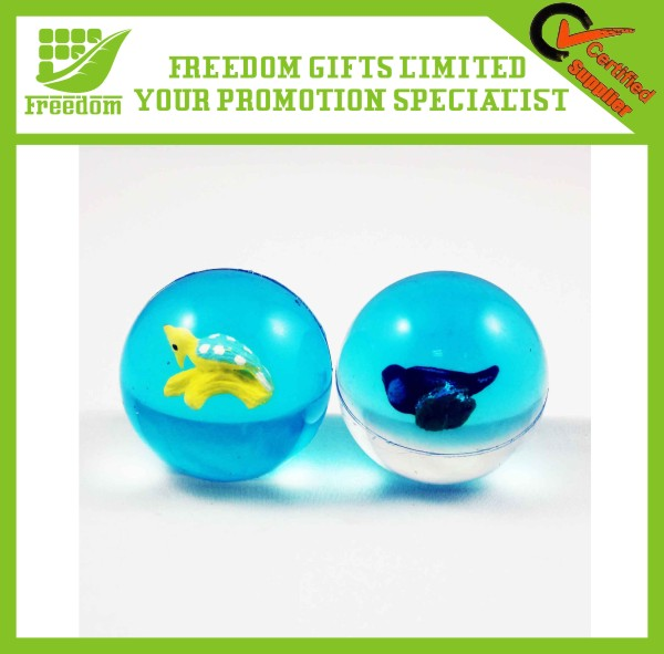 New Promotional Toys High Bouncing Ball With Flashing Light