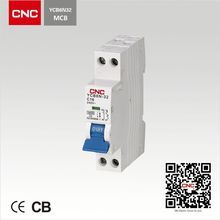 DPN Miniature Circuit Breaker YCB6N-32 electric mcb size