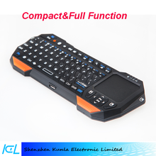 Hot Mini Portable Wireless Bluetooth 3.0 Keyboard with Mouse Touchpad for Dsktop Laptop Tablet PC