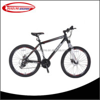 2016 new design adult mountain bike 26'' wheel size steel Frame price top quality