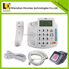 Old Man Automatic Emergency Phone with Voice Reporting Function