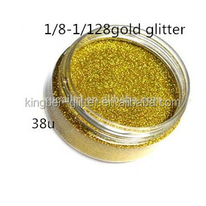 18 Colors nail art glitter powder dust for nail art DIY decoration