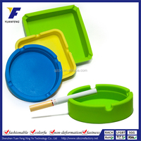 Promotional gift different kinds cheap ashtray with custom logo
